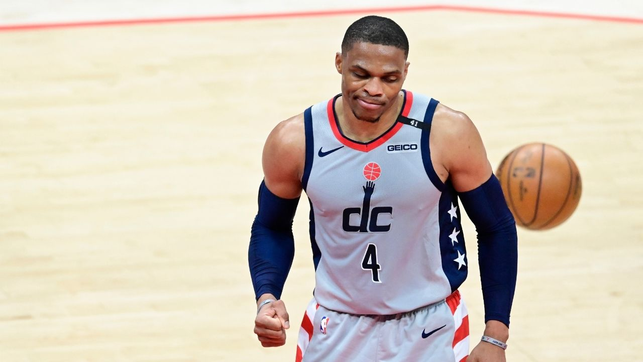 """""""Russell Westbrook thinks that the Lakers are his team despite the presence of LeBron James!"""": Skip Bayless makes a ridiculous claim about the new LA star ahead of next season"""