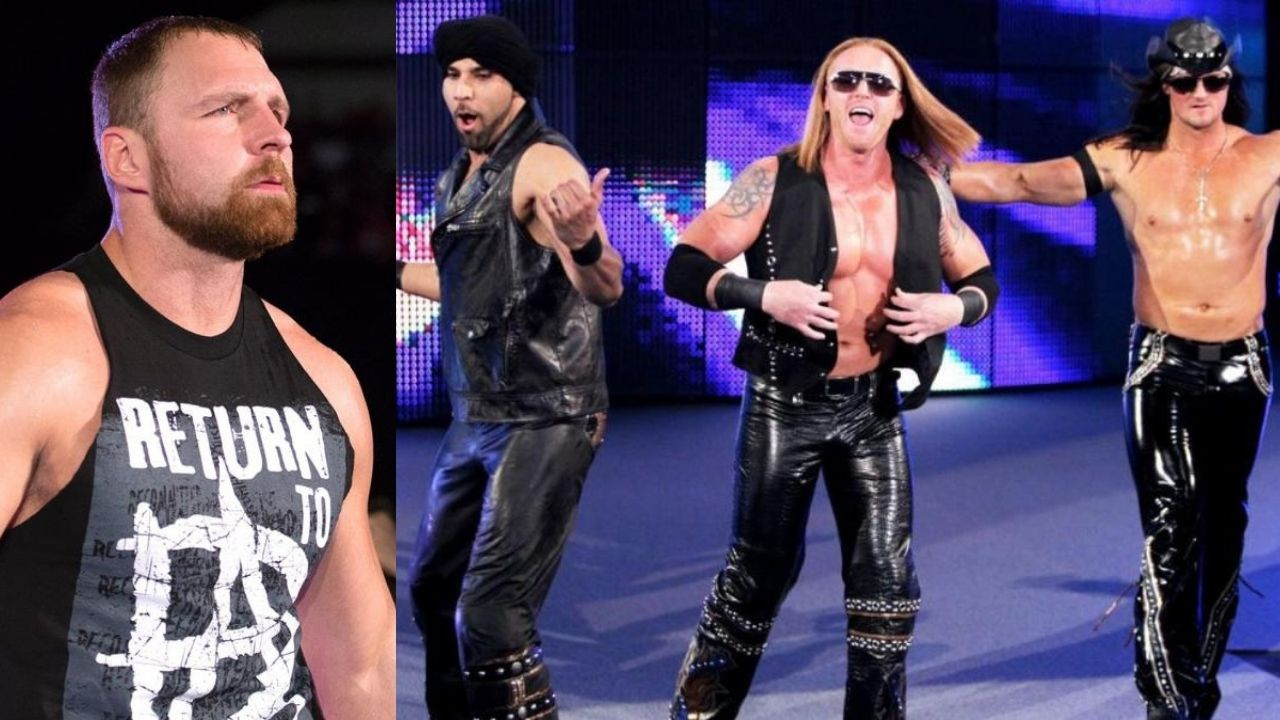 Heath Slater wanted Dean Ambrose and two more stars to be part of 3MB