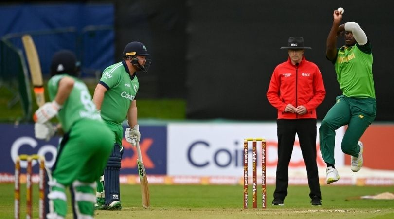 IRE vs SA Fantasy Prediction: Ireland vs South Africa 2nd ODI – 13 July (Dublin). Quinton de Kock, Rassie van der Dussen, Paul Stirling, and Anrich Nortje are the players to look out for in this game.