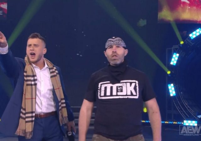 Eric Bischoff says Nick Gage is bad for the industry