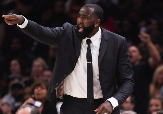 """""""How you play center your whole career and still can't make a good top 5 list!"""": NBA Twitter roasts Kendrick Perkins over his Top-5 Centers in the NBA list"""