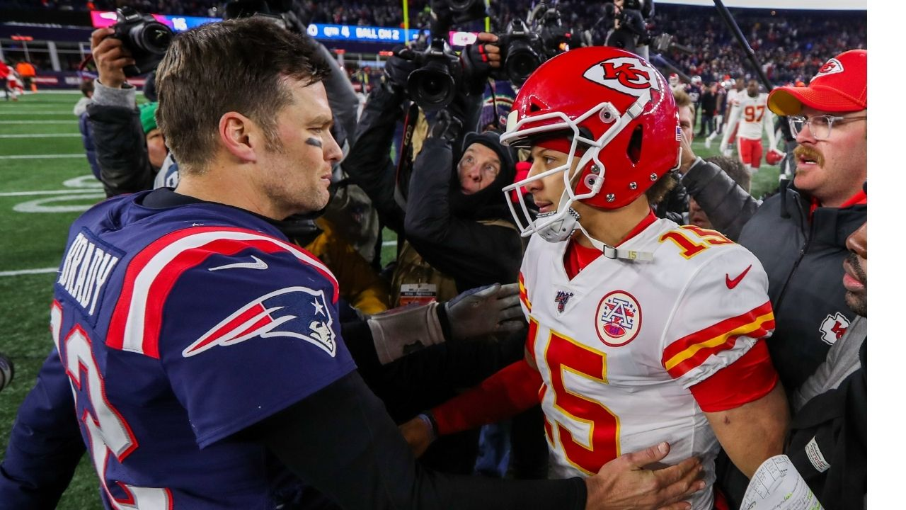 """""""LeBron James-Michael Jordan comparisons are still early for me and Tom Brady"""": Patrick Mahomes provides his take on the NBA GOAT debate"""