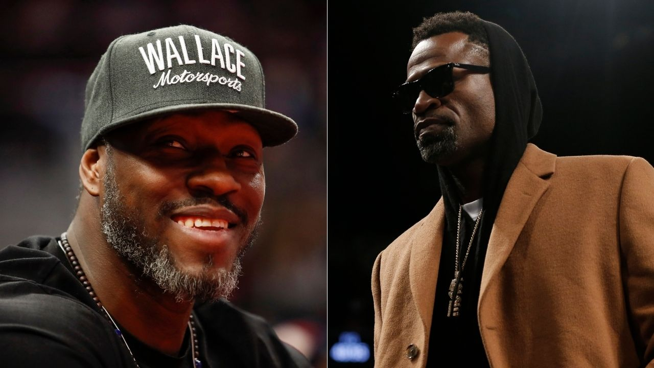 """""""Ben Wallace's mom had died"""": When Stephen Jackson broke down Ron Artest's role in 'Malice in the Palace' on the Rich Eisen Show"""