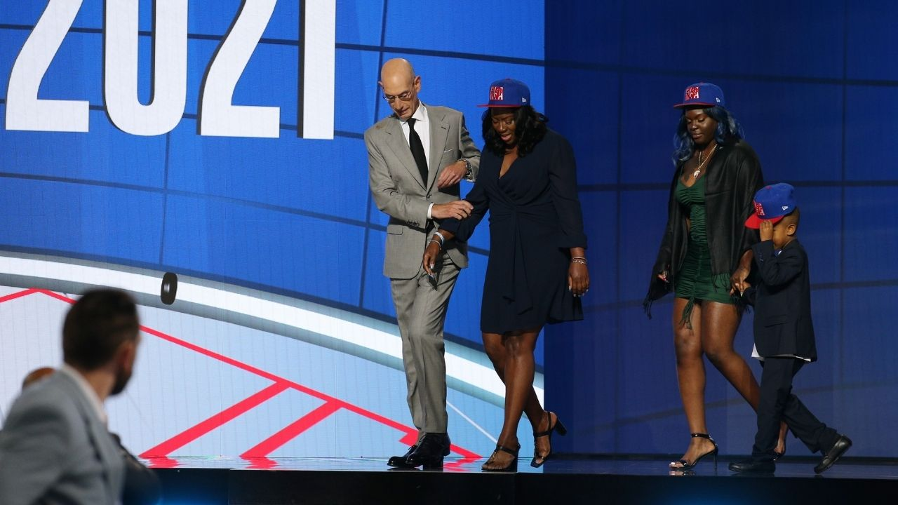 """""""NBA pays tribute to the late Terrence Clarke during the 2021 draft night"""": Jayson Tatum, Donovan Mitchell, and various NBA players pay homage to the Kentucky guard"""