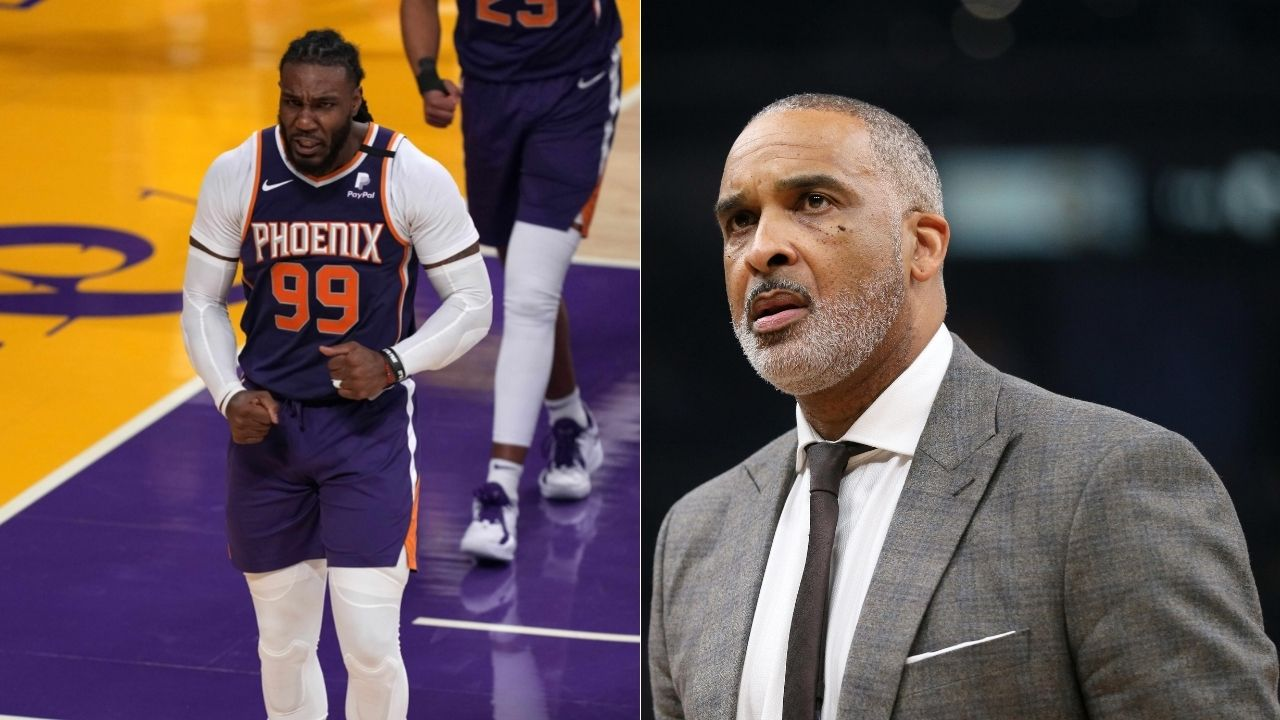 """""""Jae Crowder, win one championship first then talk all you want"""": Lakers assistant coach and Suns star fire shots at each other on social media"""