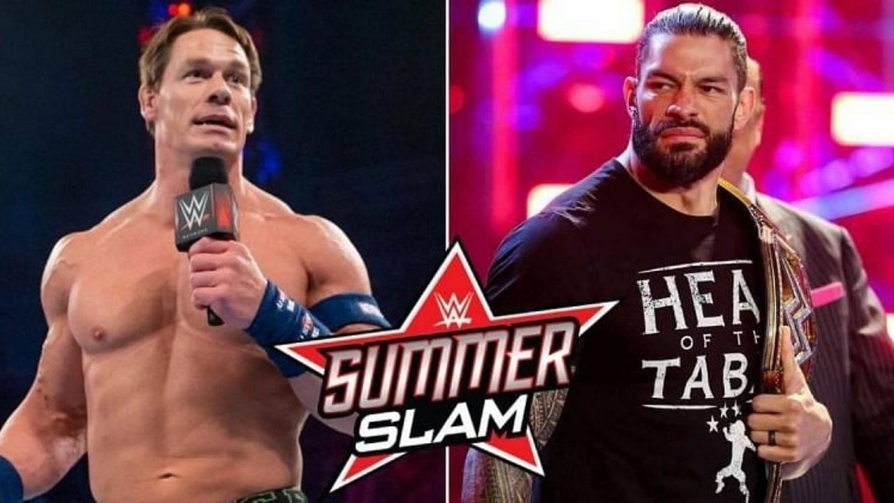John Cena return date reportedly confirmed