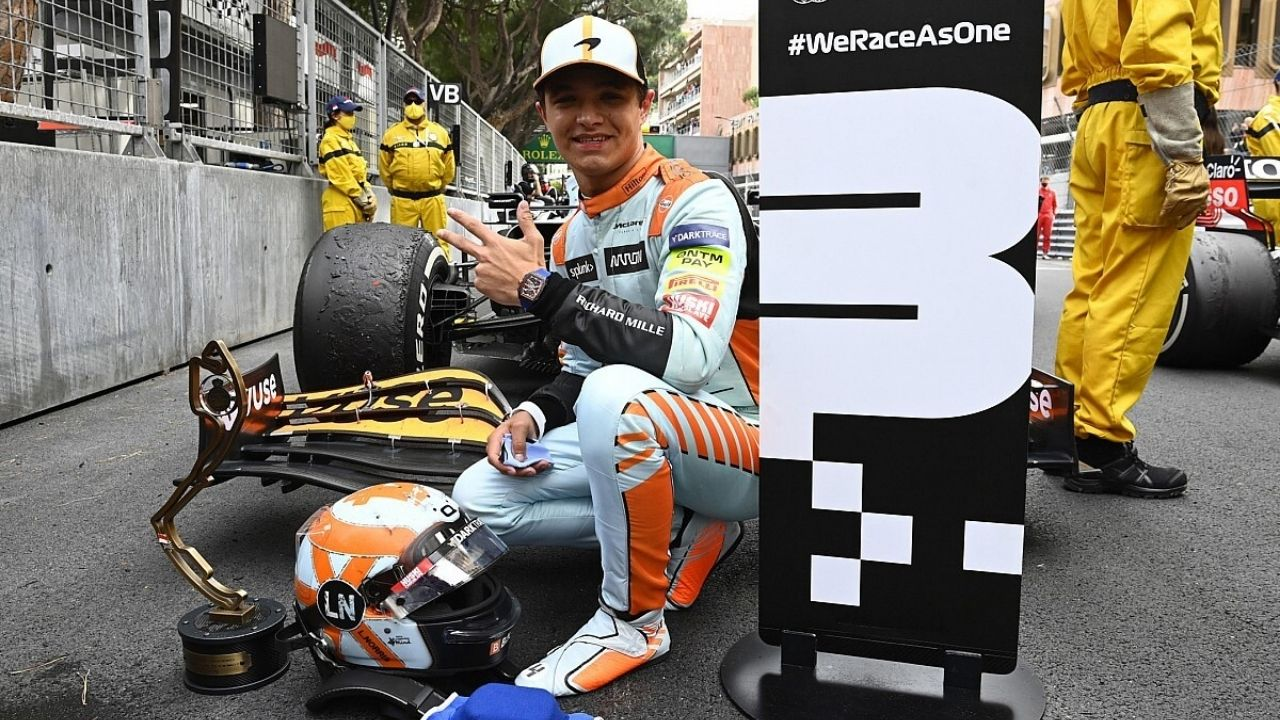 """""""Lando is very, very special""""– Ex F1 driver is enchanted with McLaren superstar's qualities"""