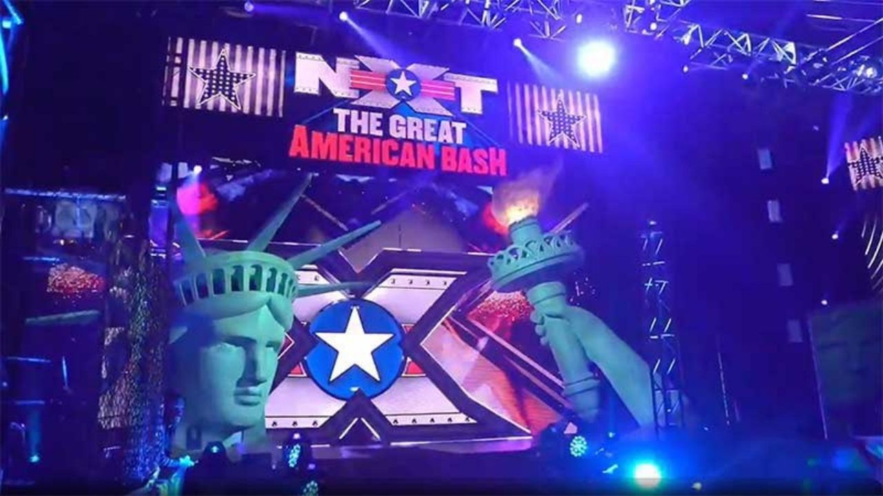 New Champions crowned at WWE NXT Great American Bash