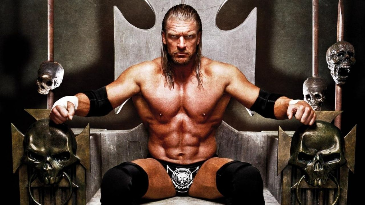 Triple H names the biggest star in pro wrestling industry