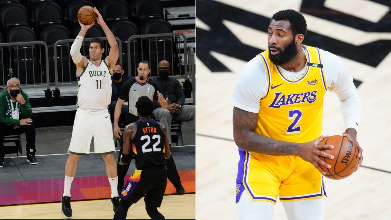 """""""I'd dominate like Deandre Ayton or Brook Lopez"""": Lakers center Andre Drummond blames lack of proper game time for his lowered impact this season unlike his Suns and Bucks peers"""