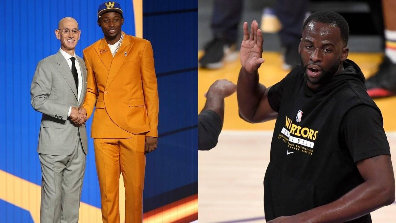 """Draymond Green texted Bob Myers to draft Jonathan Kuminga and Moses Moody"": How the Team USA star was the brains behind the Warriors NBA Draft picks"