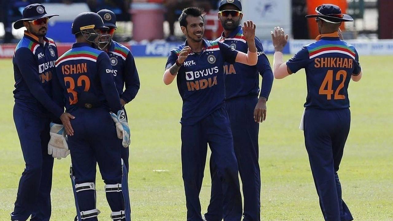 V Chakravarthy and Prithvi Shaw | IND vs SL who won the toss | IND vs SL Playing 11 1st T20I