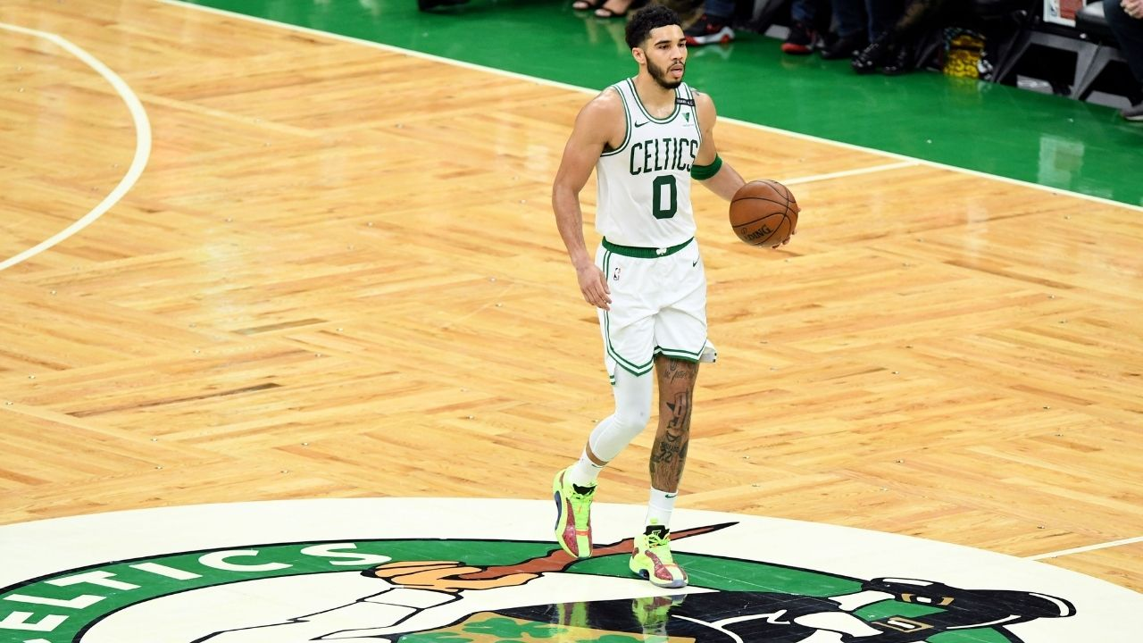 """""""Jayson Tatum has a good chance of winning the MVP"""": Isaiah Thomas believes the Celtics superstar could win NBA's MVP award in the near future ahead of his Olympics sojourn"""