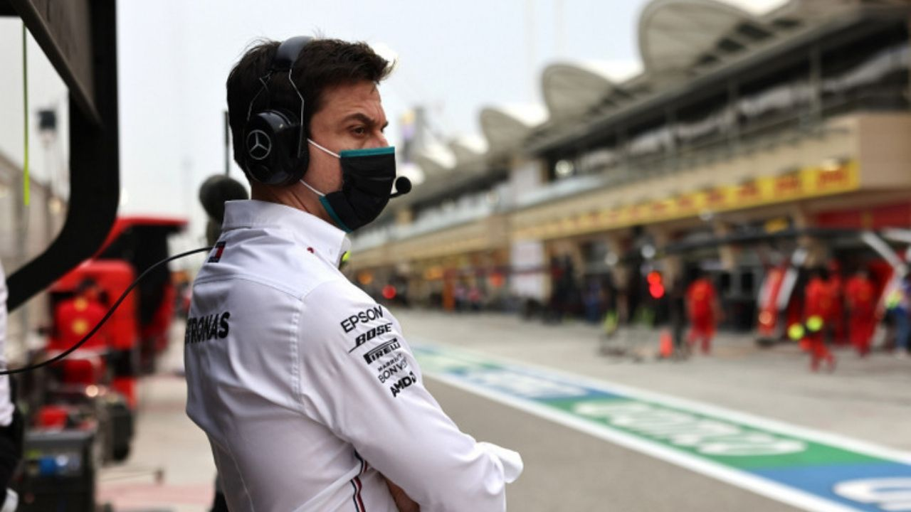 """""""We can't go back to a Flintstones engine""""– Toto Wolff says F1 can't go back to loud power units"""