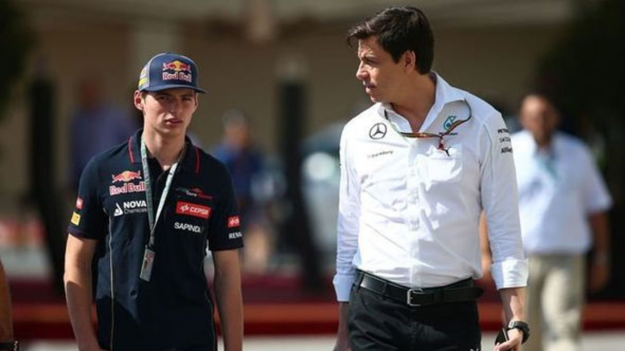 """""""Max [Verstappen] has turned down Mercedes""""– Lewis Hamilton was never supposed to continue with Mercedes"""