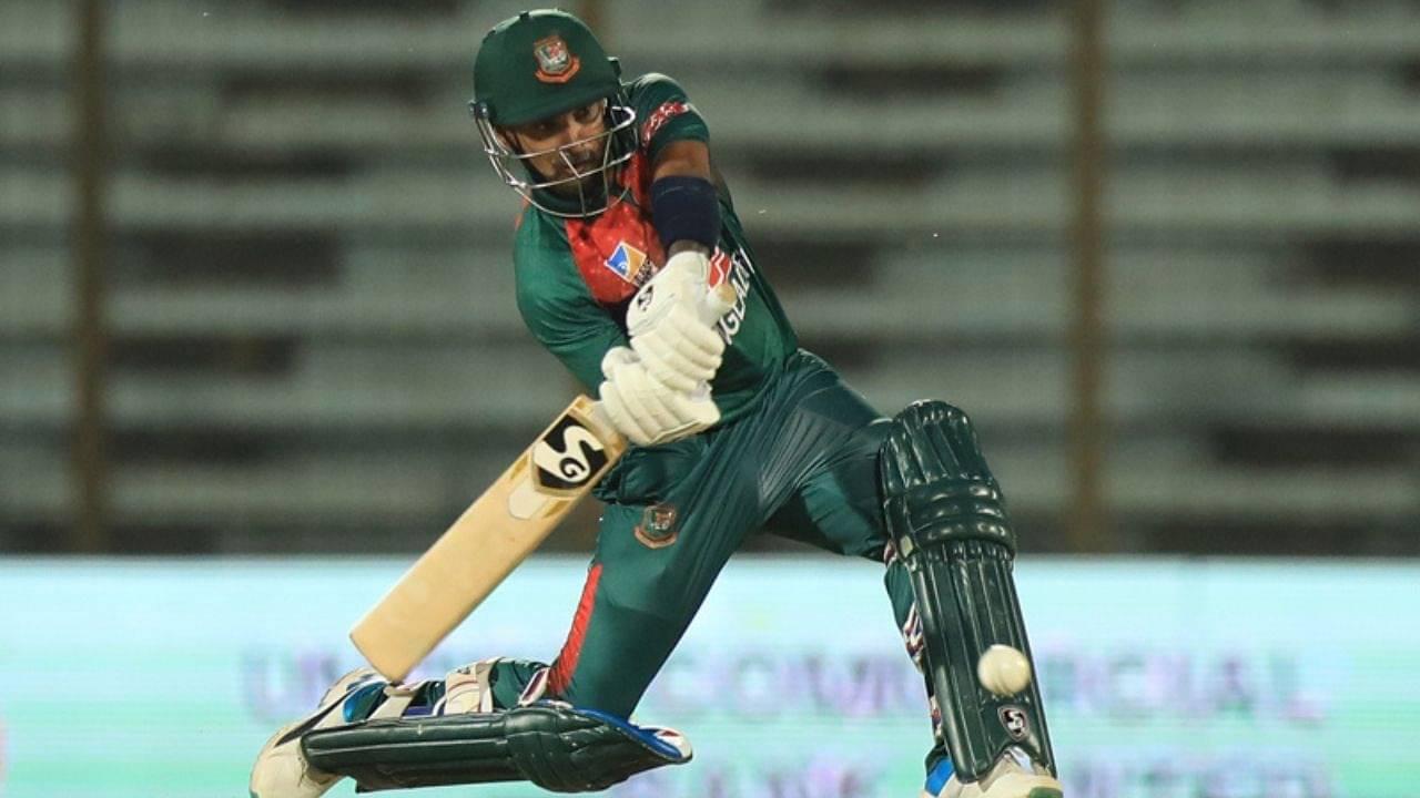 BAN vs AUS 2021 T20Is: Liton Das to skip Australia T20Is