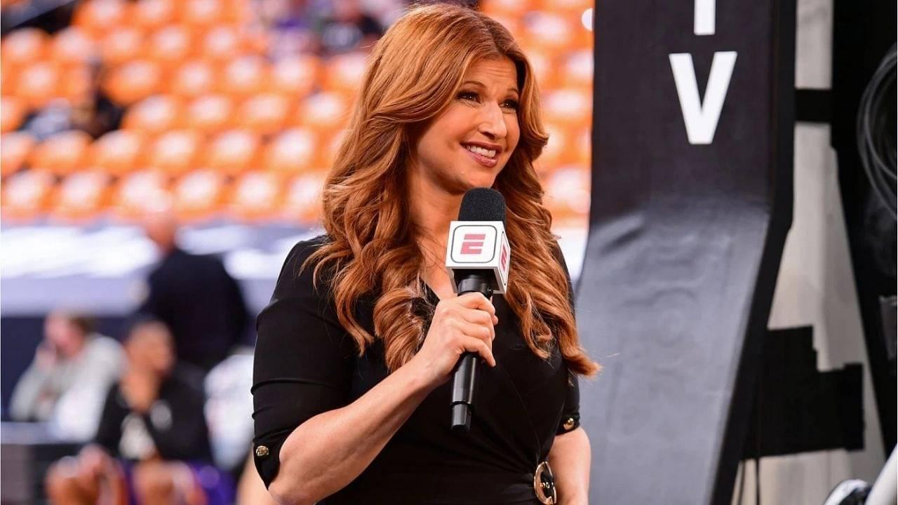 """""""Giannis Antetokounmpo's free throws take longer than Rachel Nichols' apology!"""": NBA Twitter roasts the ESPN broadcaster over her weak apology"""