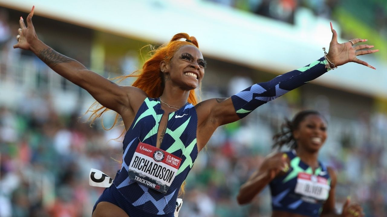 """""""If it ain't crack let her run track"""": LaMelo Ball joins outrage over prospective Olympian Sha'Carri Richardson receiving 1-month ban after testing positive for marijuana"""