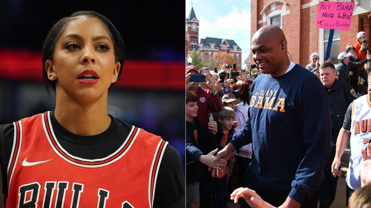 """""""Candace Parker? no woman will ever beat me at any sport"""": When Charles Barkley challenged WNBA legend and Chicago Sky star to a 1v1 duel"""