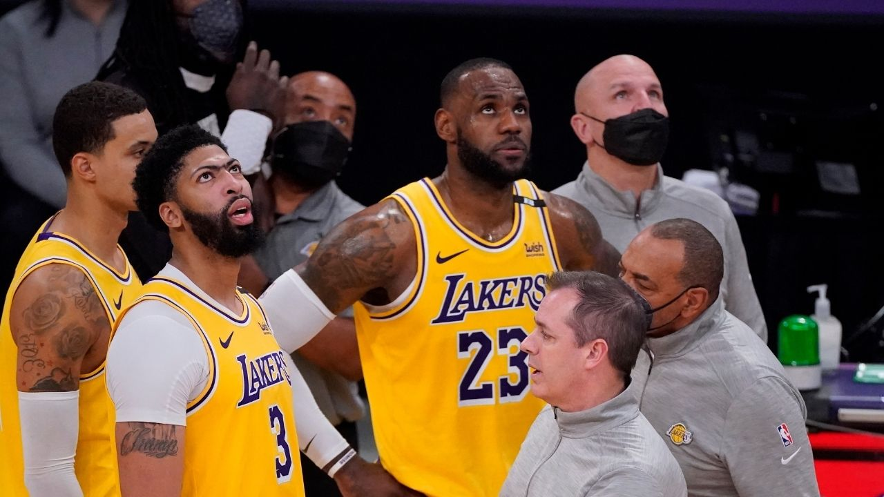 """""""LeBron James and the Lakers are nowhere close to the level of the Nets!"""": Stephen A Smith makes a damning prediction about LA's big three"""""""