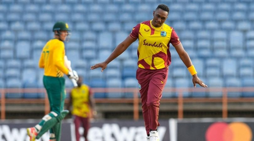 WI vs SA Fantasy Prediction: West Indies vs South Africa 5th T20I – 3 July 2021 (Grenada). Evin Lewis, Quinton de Kock, Tabraiz Shamsi, and Andre Russel are the best fantasy picks for this game.