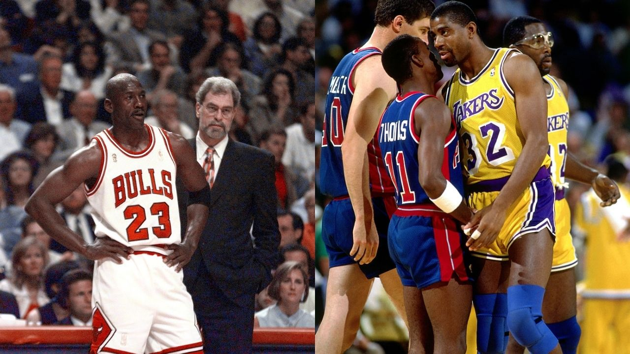 """""""Magic Johnson and Isiah Thomas were jealous of me"""": When Michael Jordan confidently took shots at the Lakers and Pistons legends regarding the 1985 All-Star Game 'freeze-out'"""