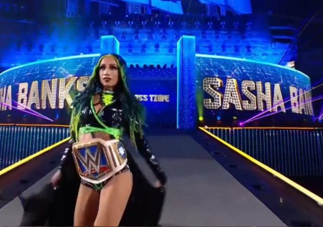 Sasha Banks WWE return date confirmed