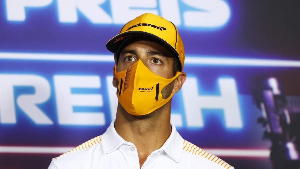 """""""I'm probably just going to end up resenting the sport""""– Daniel Ricciardo on his poor form"""