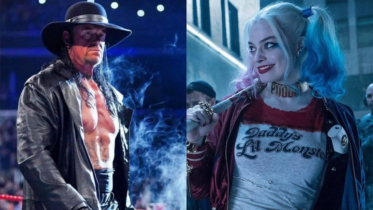 Margot Robbie names Undertaker favorite WWE star, the Deadman responds