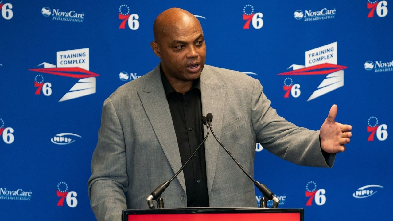 """""""Charles Barkley might've been the best player if you took Michael Jordan out"""": Former Mavericks star reveals how the Round Mound of Rebound gave him his 'Welcome to the NBA' moment"""