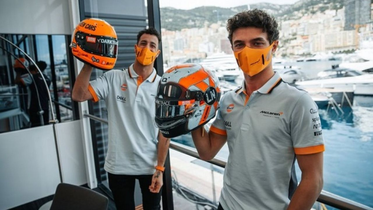 """""""Our interests away from the circuit are very different""""– Lando Norris reveals why Daniel Ricciardo can never be as close as Carlos Sainz"""