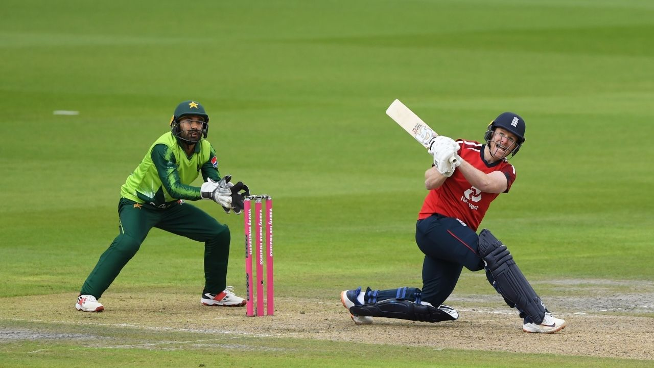 ENG vs PAK Head to Head Records in T20Is | England vs Pakistan Stats | Nottingham T20I