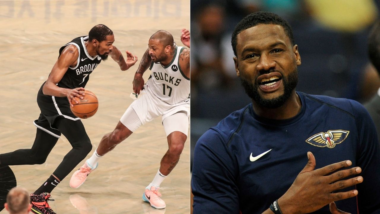 """""""Tony Allen is the best defender I've ever faced"""": Kevin Durant and Kobe Bryant both named former Celtics, Grizzlies swingman as their toughest matchup"""