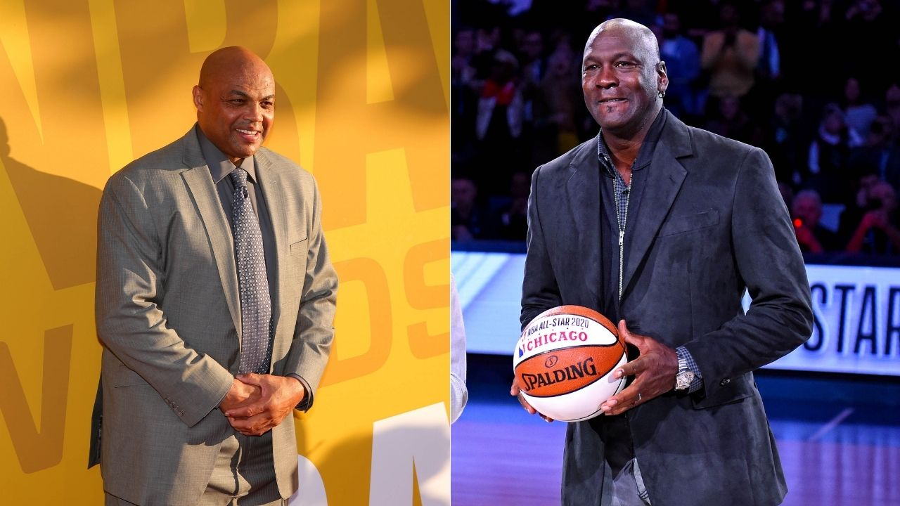 """""""Charles Barkley coined the phrase 'Michael Jordan took it personally'"""": When the Suns legend said the iconic line 4 years before it became viral"""