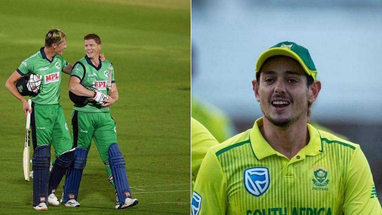IRE vs SA Head to Head Records in ODIs   Ireland vs South Africa Stats   Dublin ODI