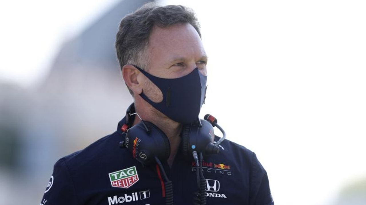 """""""I would like to respond to some comments I have seen from Toto""""– Christian Horner"""