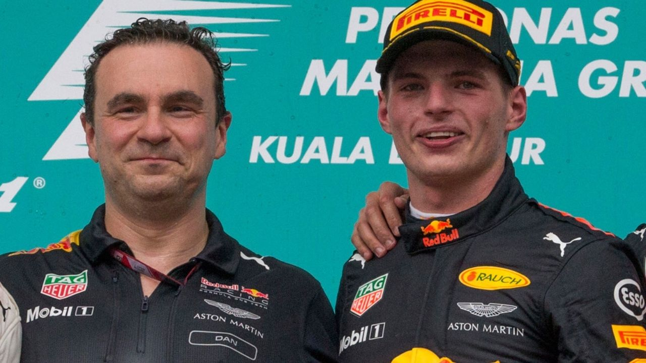 """""""We will keep him busy""""- Red Bull to keep new Aston Martin technical director 'busy' till 2023"""