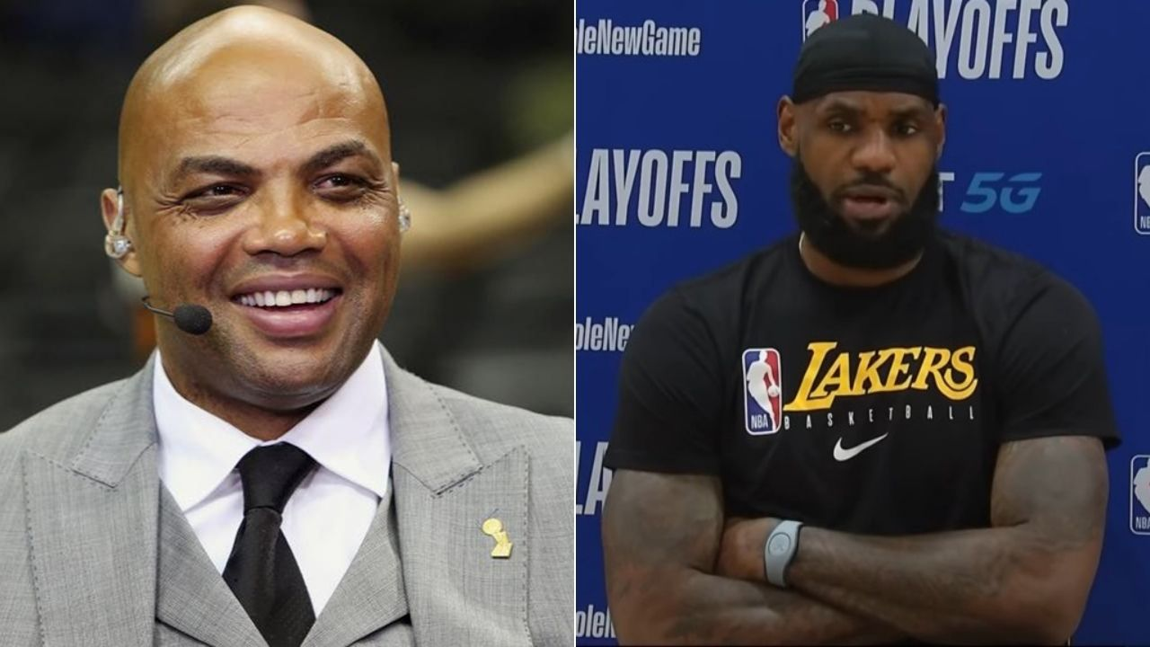 """""""LeBron James, you started growing a beard as you went bald"""": When Charles Barkley took the mickey out of the Lakers star after he won 2018 All-Star Game MVP"""