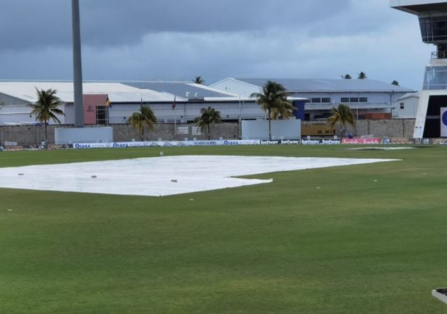 Kensington Oval Barbados weather: What is the weather prediction for 1st WI vs PAK T20I at Bridgetown?
