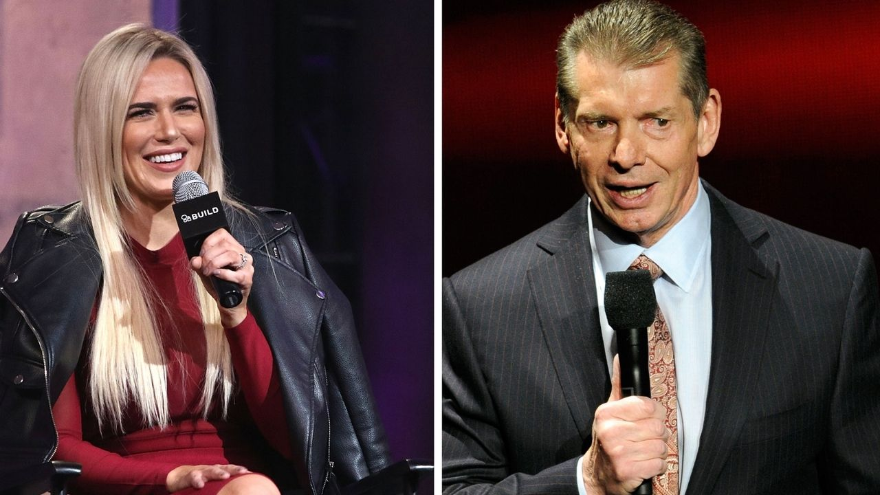 Vince McMahon texted Lana after her WWE release