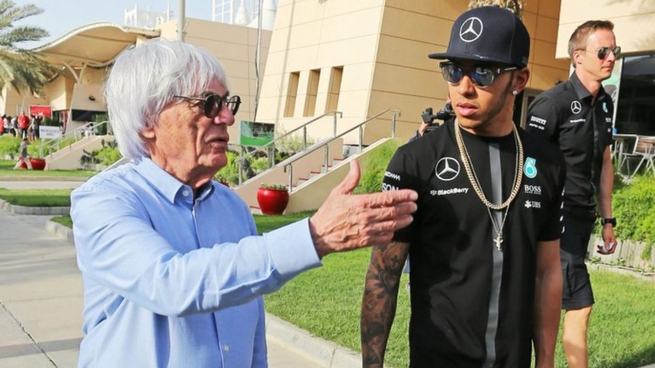 """""""The six best drivers can beat Lewis""""– Ex F1 supremo believes Lewis Hamilton was lucky all this while"""