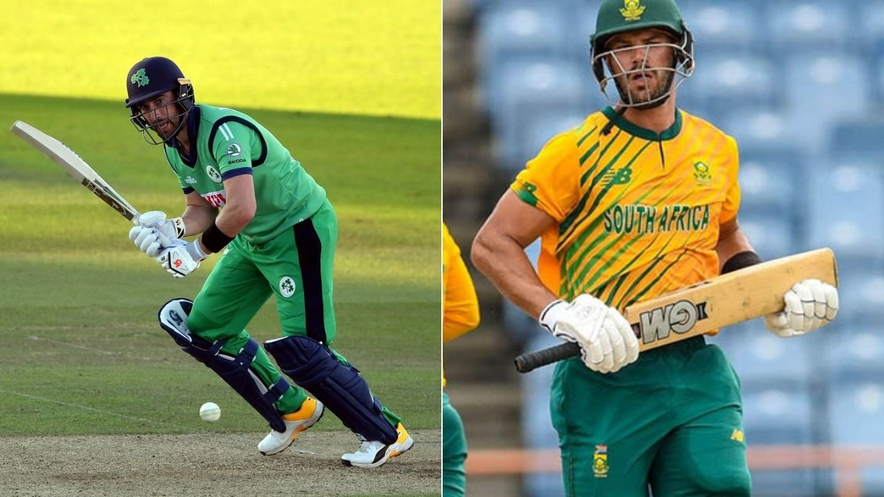 Ireland vs South Africa 1st ODI Live Telecast Channel in India and South Africa: When and where to watch IRE vs SA Dublin ODI?