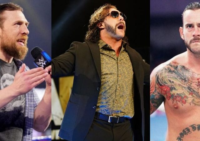Kenny Omega discusses rumors of CM Punk and Daniel Bryan joining AEW