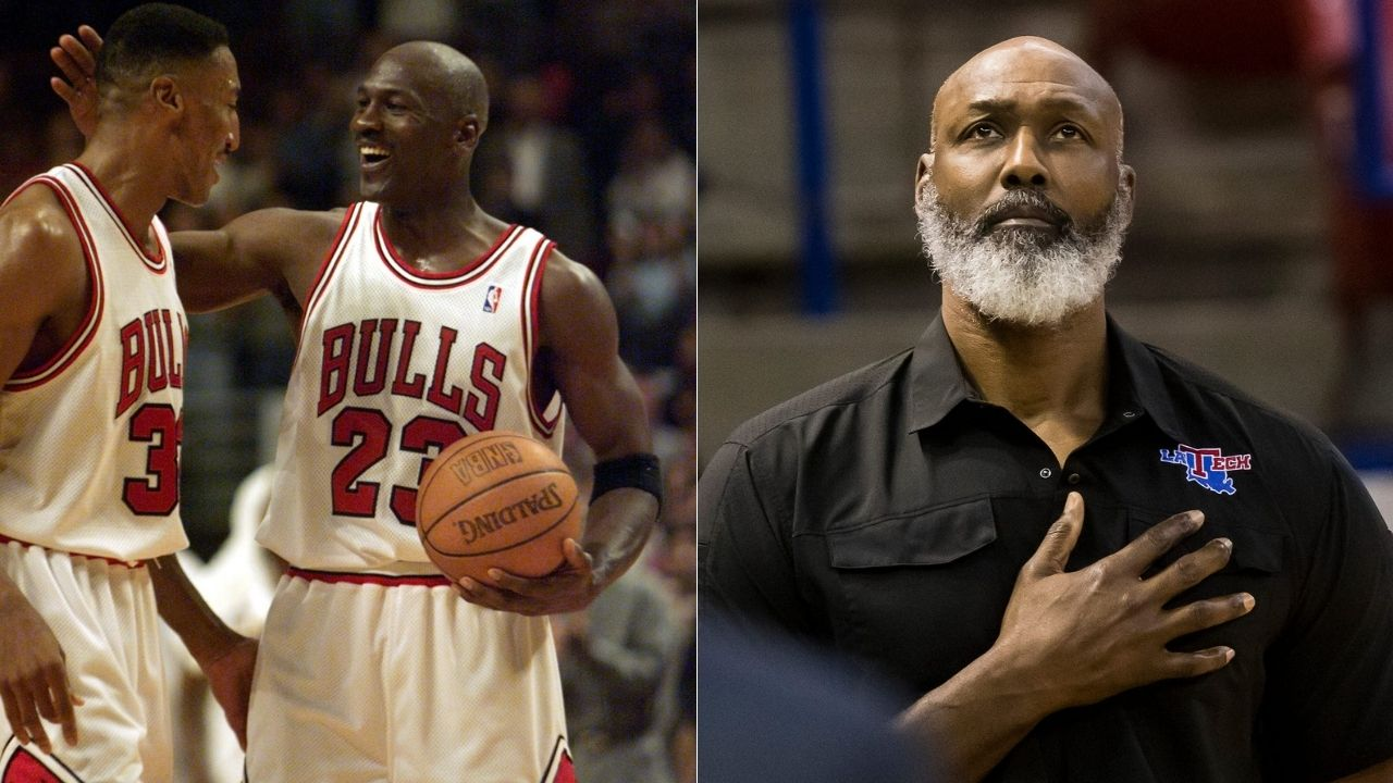 """""""Would select Scottie Pippen over Michael Jordan in my All time 5"""": When Karl Malone explained why 'the GOAT' wouldn't make it to his team"""