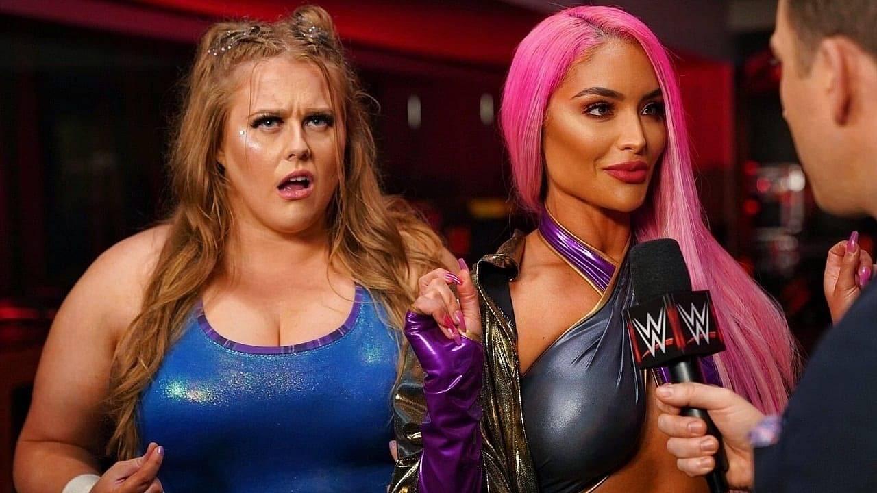 Eva Marie responds to fan criticism since WWE return