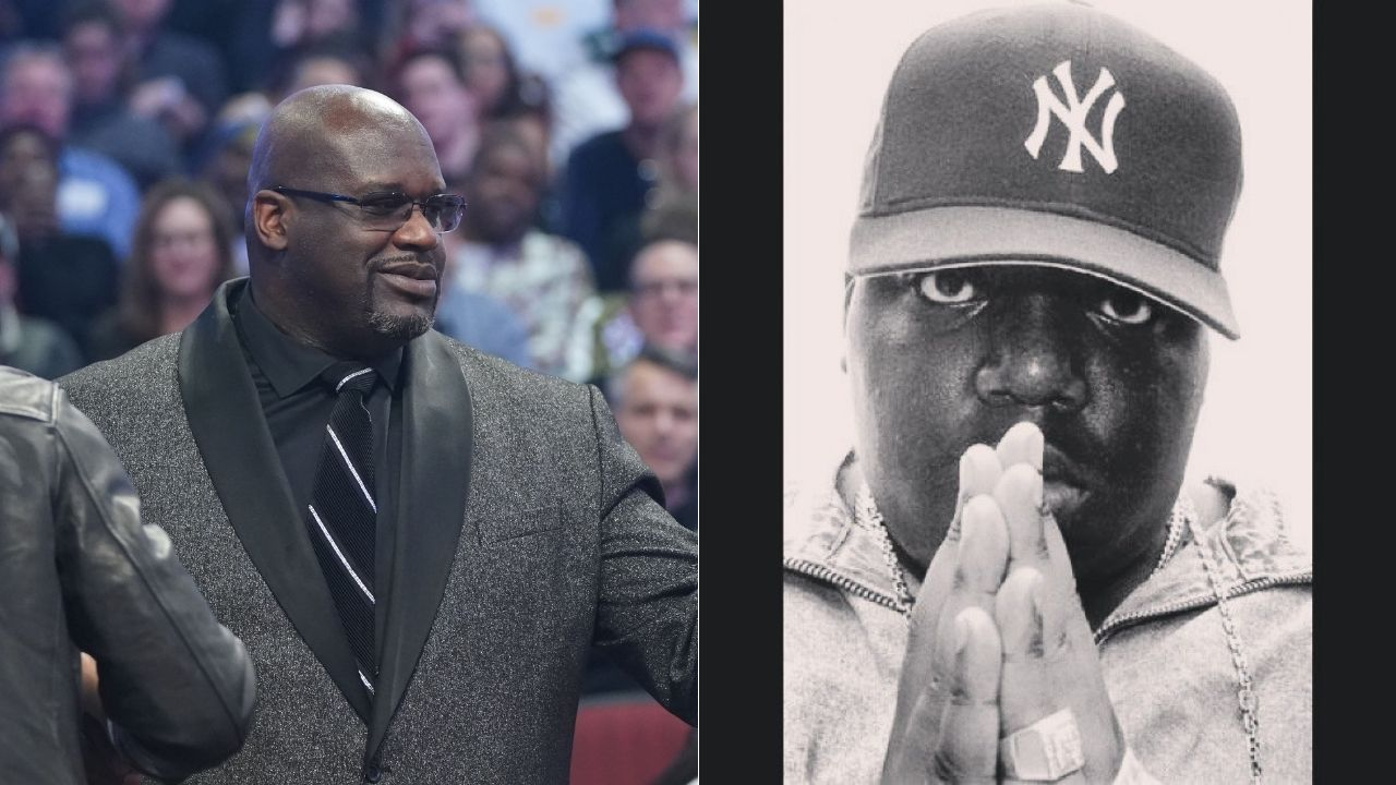 """""""Biggie, Jay Z and Nas are the only rappers who finished our recordings in one take"""": When Shaq revealed how he and the legendary East Coast rapper collaborated for a hit record"""