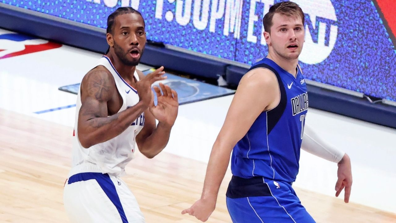 """""""Kawhi Leonard to join the Mavericks?"""": Kevin O'Connor believes the Clippers superstar could team up with Luka Doncic this offseason"""