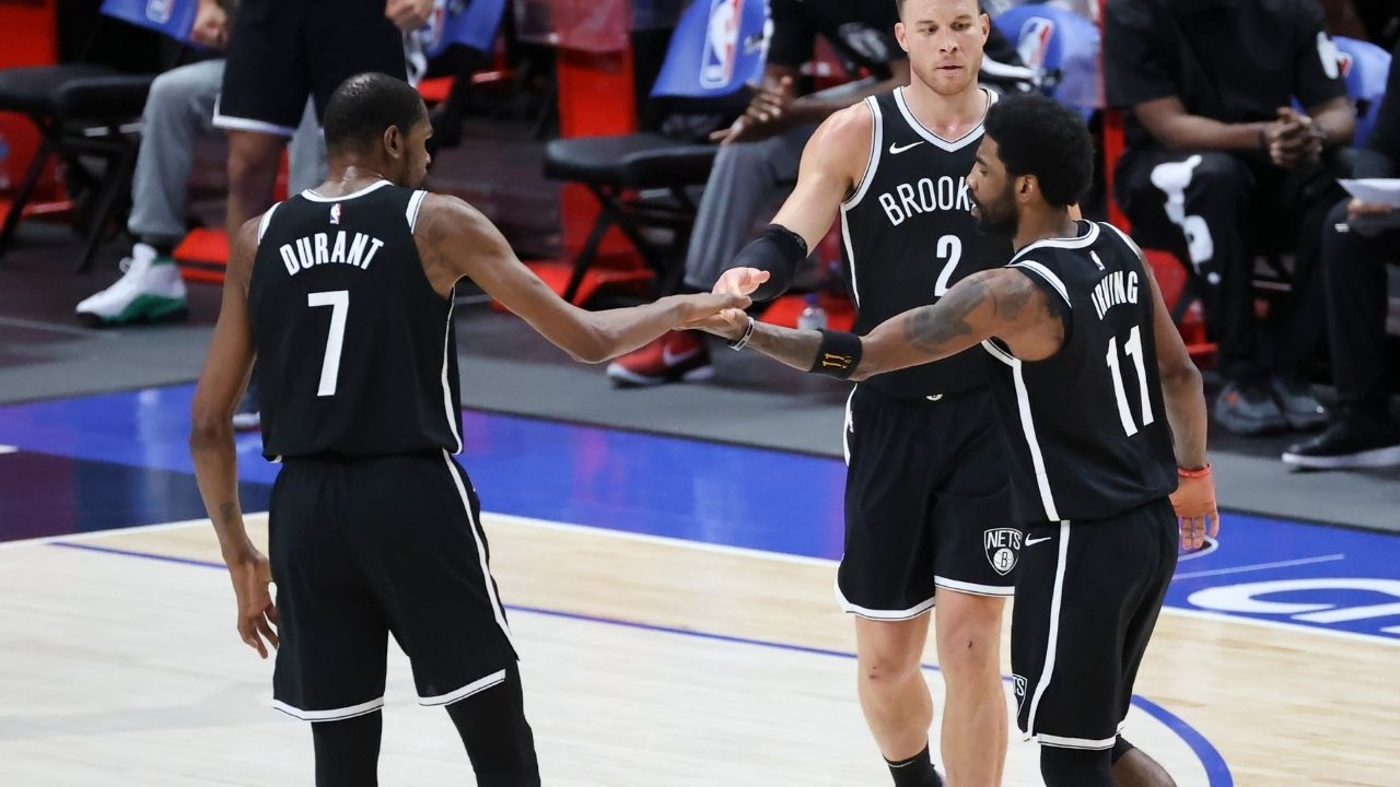 """""""Kyrie Irving and Kevin Durant weren't supposed to do that"""": NBA Insider reveals the Brooklyn Nets' shocking secrets"""