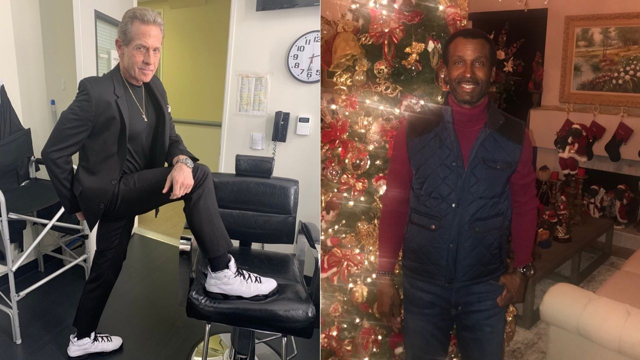 """""""Skip Bayless, you are an All-Time Water Boy"""": Former Suns forward Eddie Johnson hits back at talking head for calling Chris Paul a flopper"""
