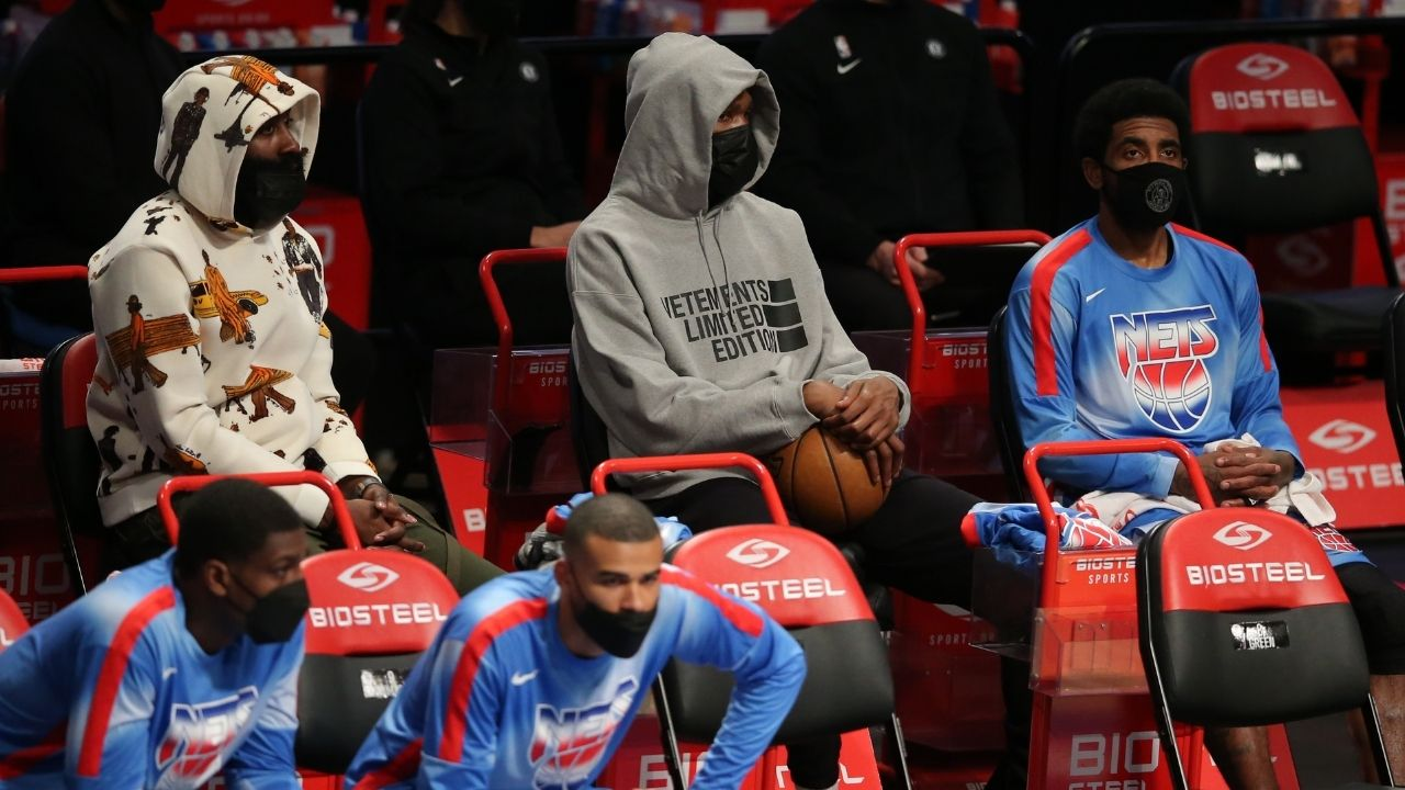 """""""Kyrie Irving and Kevin Durant had a secret Covid camp in Kobe Bryant's old gym"""": Matt Sullivan drops more bombs about Nets stars in interview with Dan Le Batard"""